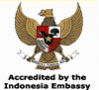 Accredited by Indonesian Embassy
